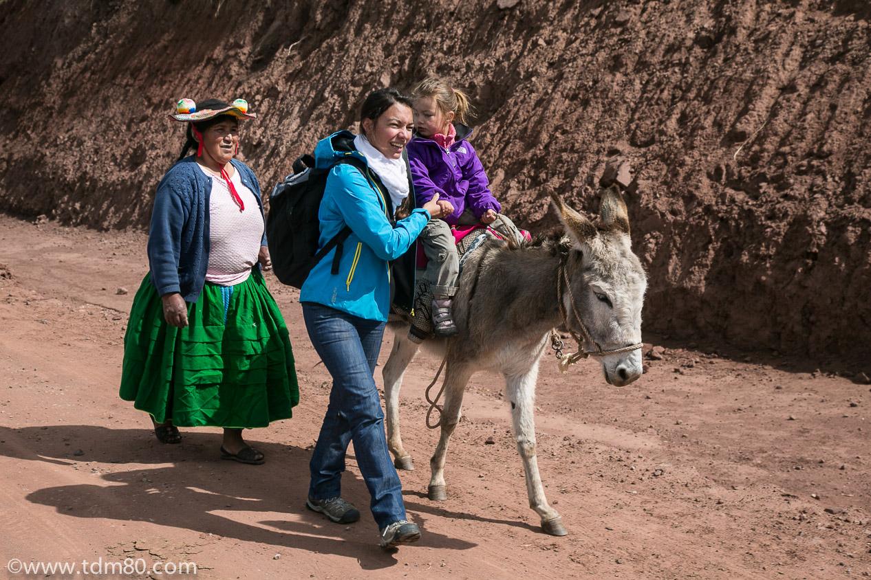 Le Lac Titicaca coté Perou