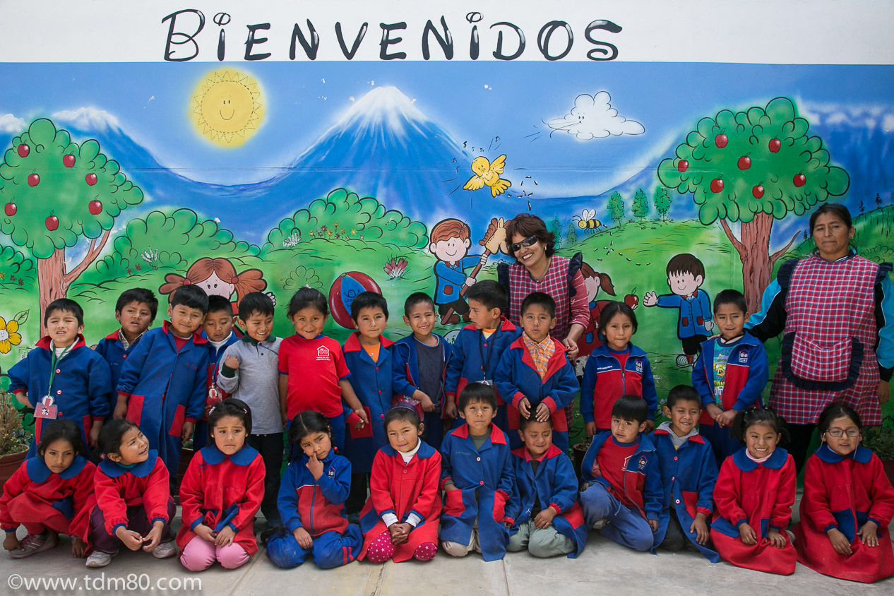 Association au Pérou : Les Enfants du Soleil