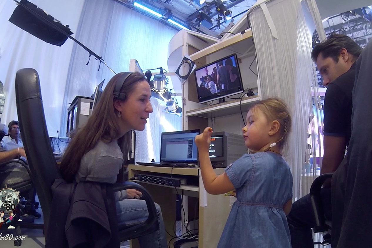Médias/ Les Maternelles: Les coulisses de l'émission