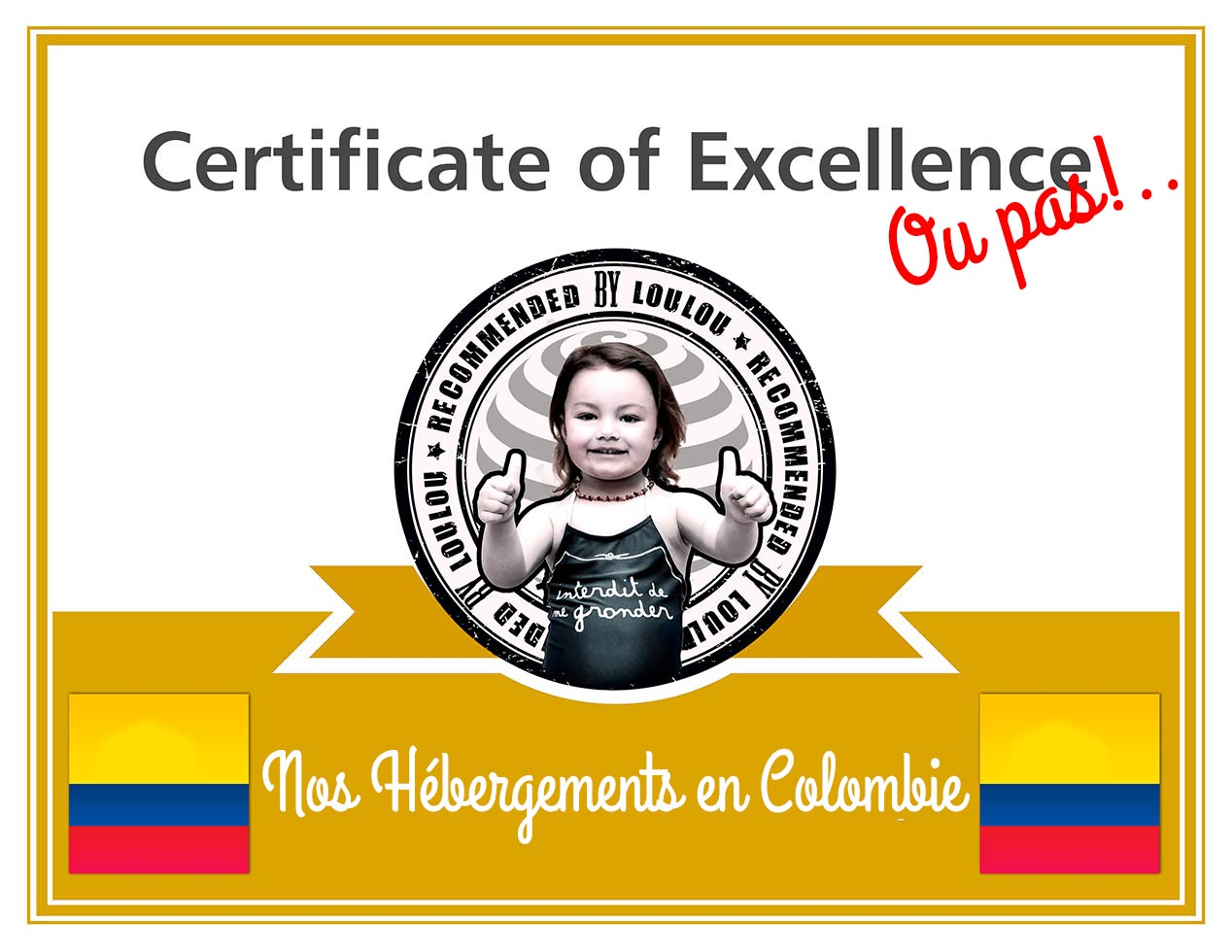 Notre Trip Advisor en Colombie
