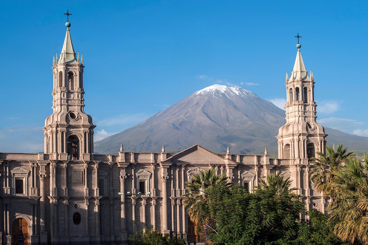 Arequipa  : Notre séjour dans la ville blanche