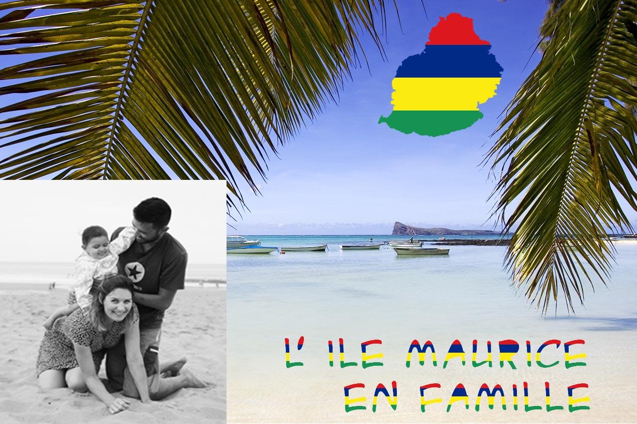 L'ile Maurice en famille