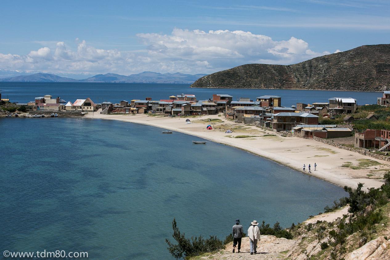 Comment vous rendre à l'Isla del sol