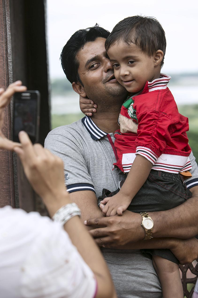 Inde Les papas du monde portraits 2