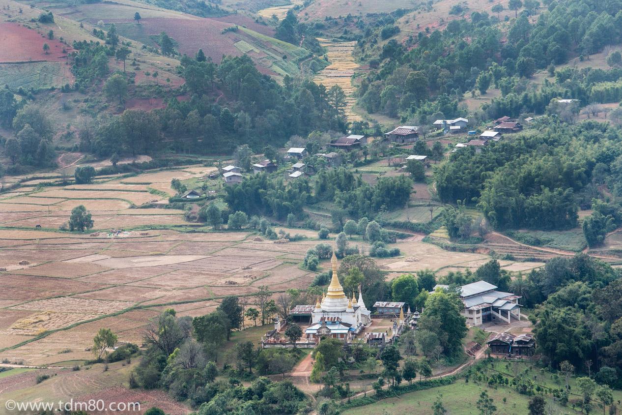 tdm80_Birmanie_Kalaw_Lac_Inley_Trek_29