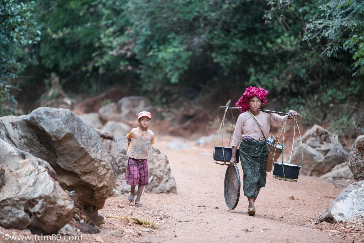 tdm80_Birmanie_Kalaw_Lac_Inley_Trek_56