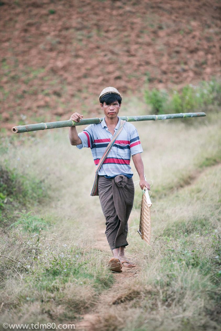tdm80_Birmanie_Kalaw_Lac_Inley_Trek_69