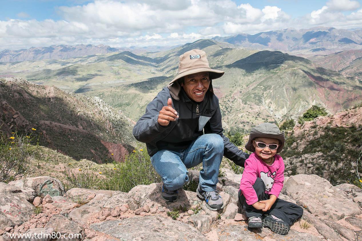 tdm80_Bolivie_cratere_de_Maragua_louLou_et_Notre_Guide-2