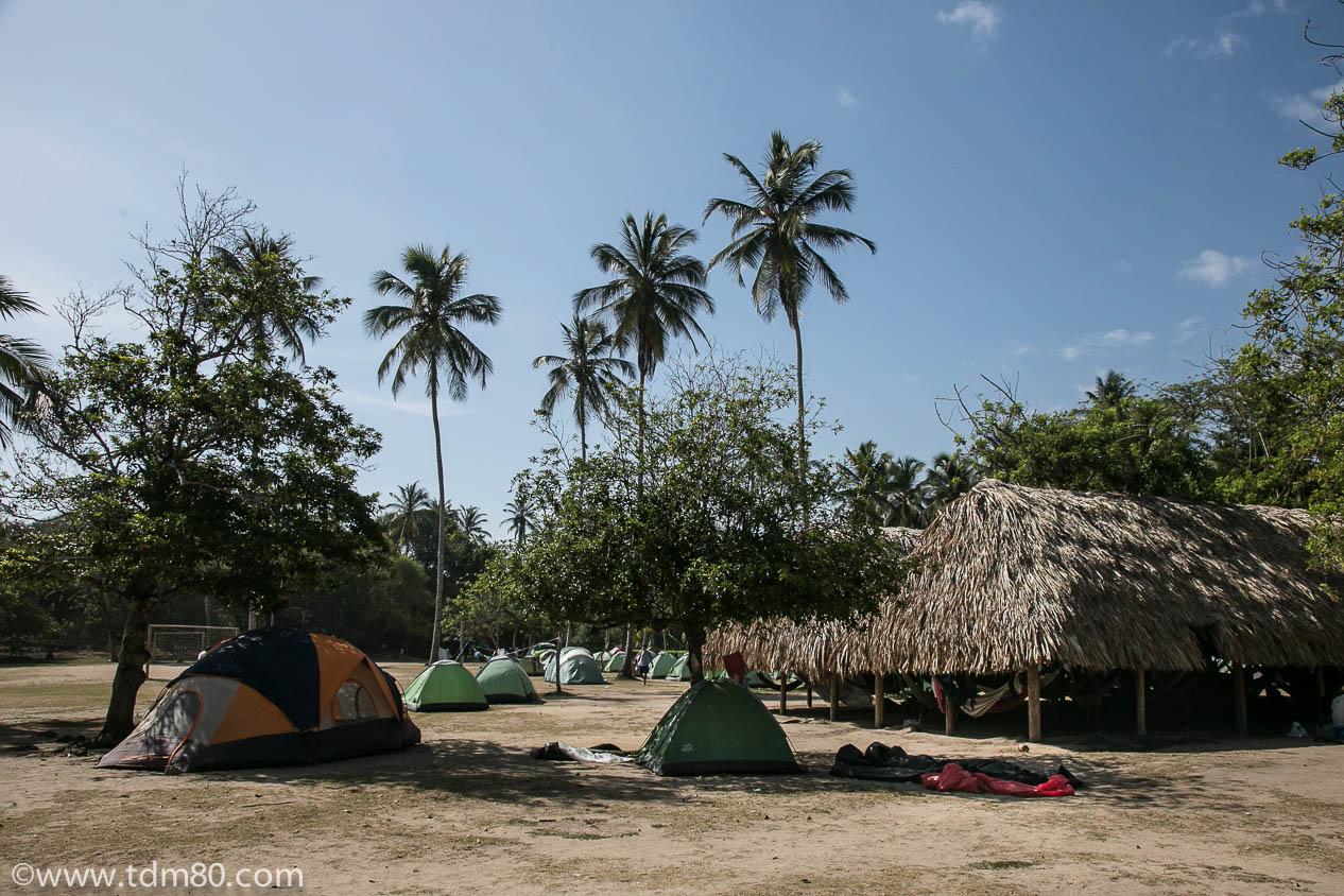 Tdm80_Tayrona_camping_2