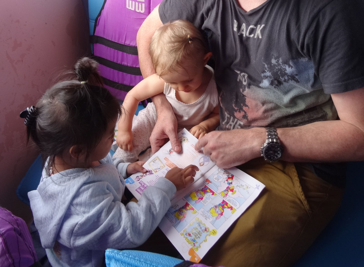 partir en thailande avec bebe