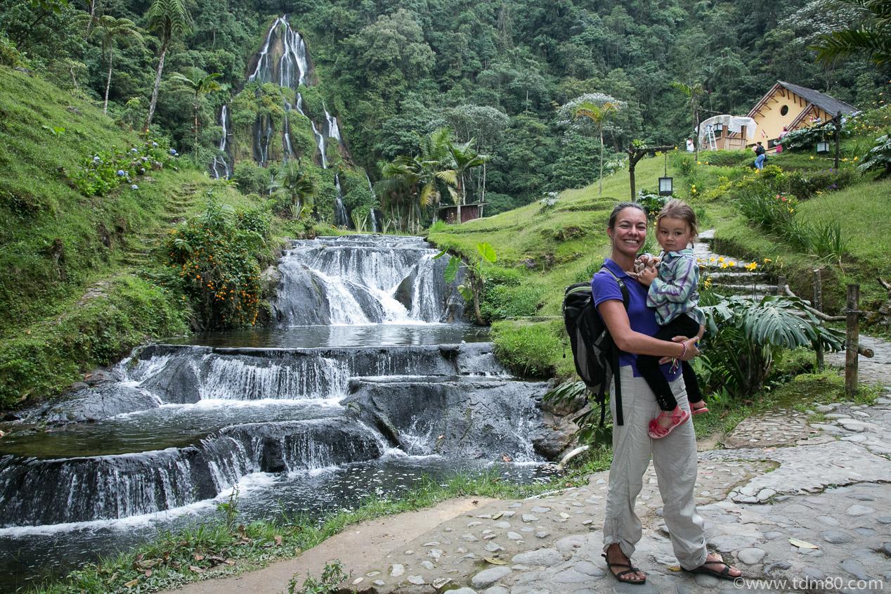 2 Sources thermales magnifiques à faire en Colombie