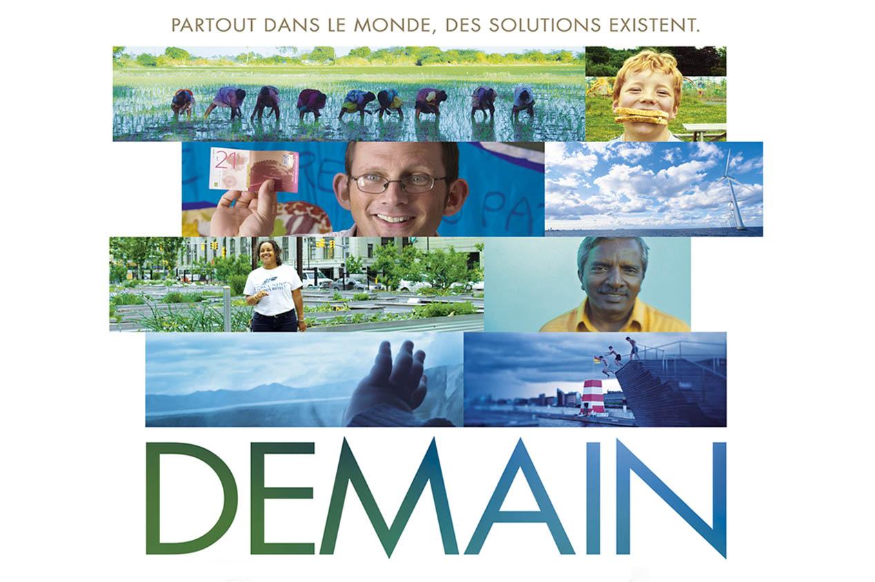 DEMAIN : un film optimiste pour changer le monde