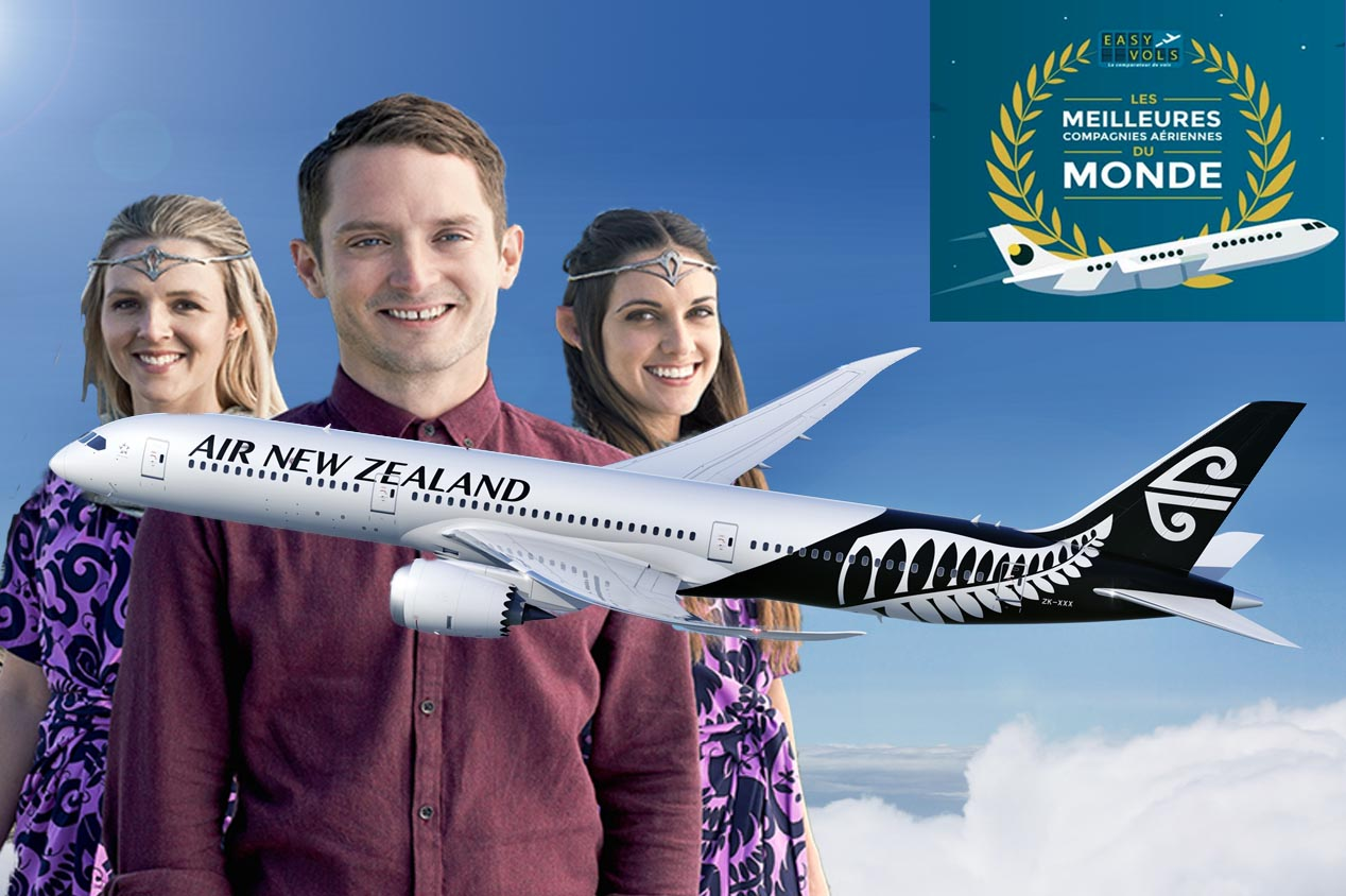 Découvrez le top 10 des meilleures compagnies aériennes