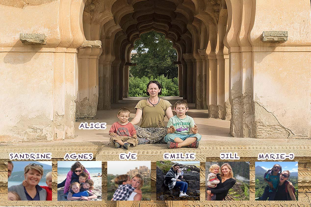 Fête des mères : portraits de mamans voyageuses