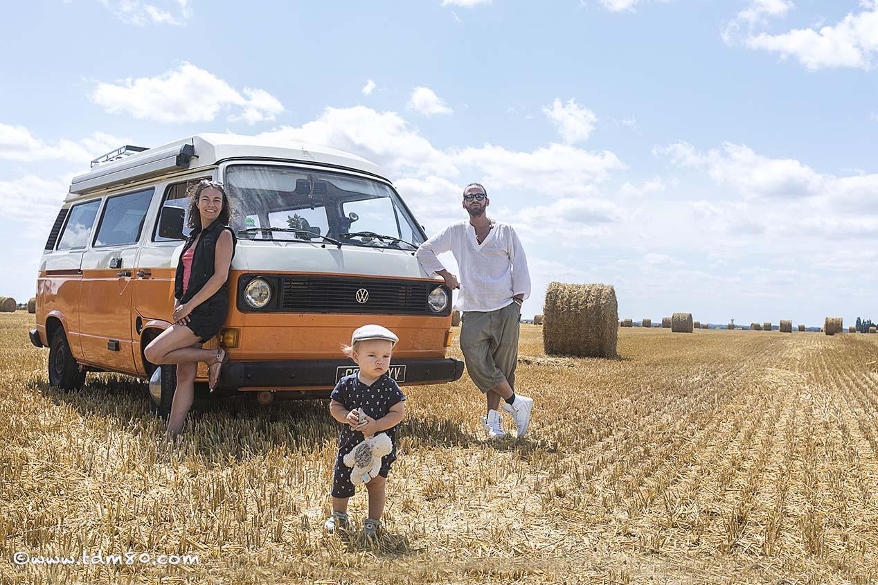 Un Road trip familiale en quête de sens