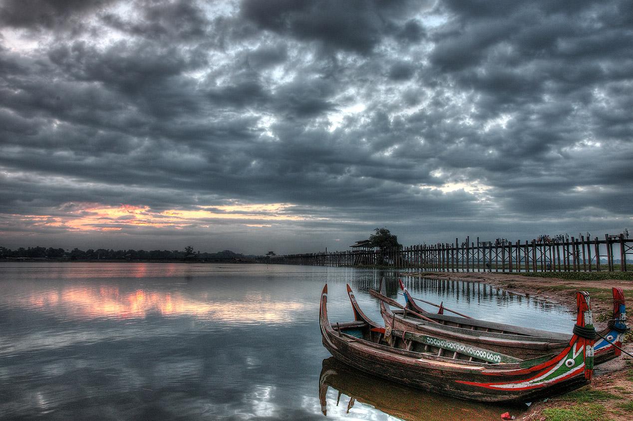 Balade autour de Mandalay