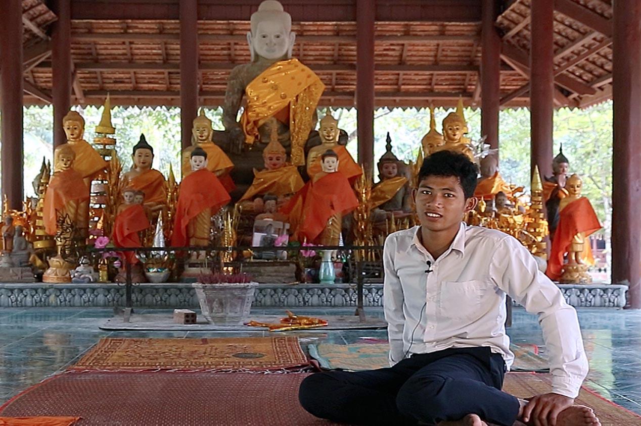 La parole des enfants / Cambodge