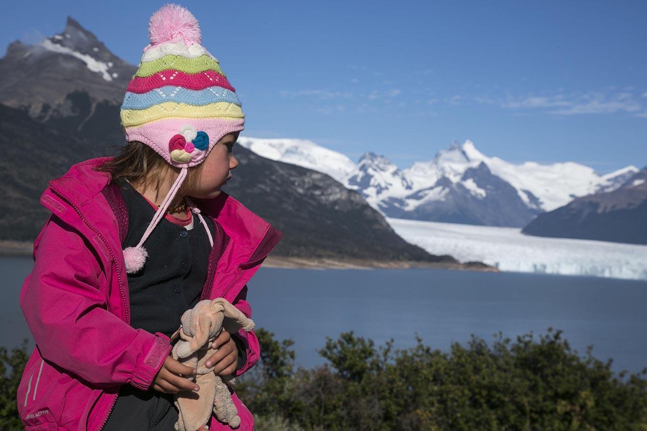 El Calafate -Le Perito Moreno-